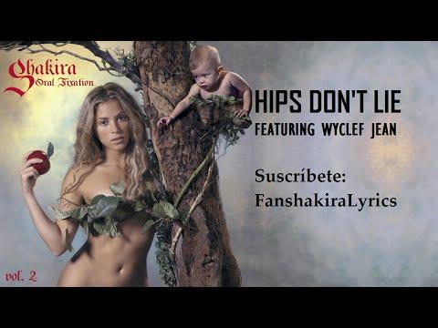 Ver Video de Shakira Shakira feat. Wyclef Jean - Hips Don't Lie [Lyrics]