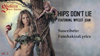 Download Lagu 03 Shakira feat Wyclef Jean - Hips Don t Lie MP3