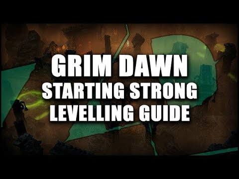Grim Dawn Crafting Guide