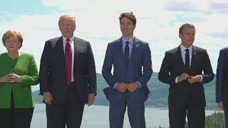 G7 Summit Turns Into G6 Vs. U.S.