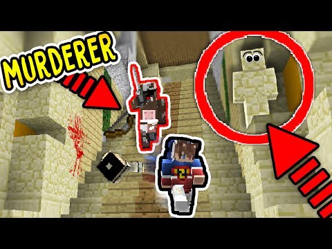THIS ACTUALLY WORKED... (Minecraft Murder Mystery Camo Trolling)