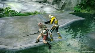 Final Fantasy XIII [PC/Español] (Parte 14: Cap 7: Palumpolum [Puertas de ciudad~Planta alimenticia])