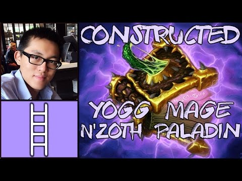 [Hearthstone]  Whispers of the Old Gods Constructed S25 #2: Praise the Sun!