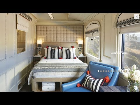 World's Most Luxurious Train: 2018