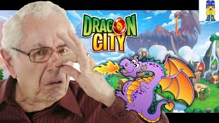 DRAGON CITY MOBILE LETS SMELL MORNING BREATH FIRE