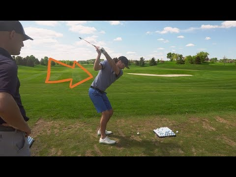 Golfer with LOW BACK PAIN?