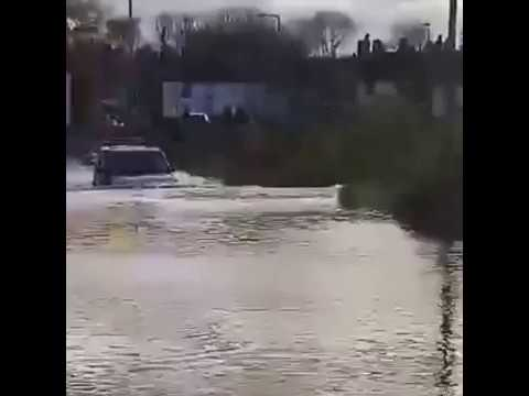 Landrover Discovery 3 , Disco 3 , Snorkel Flood Water Rescue Vehicle