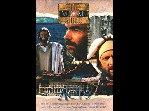 kisah - Alkitab - Yesus Kristus - Acts Indonesian -PART 1