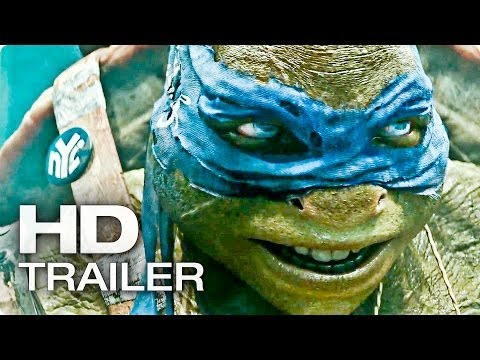 TEENAGE MUTANT NINJA TURTLES Trailer 2 Deutsch German | 2014 TMNT [HD] streaming vf