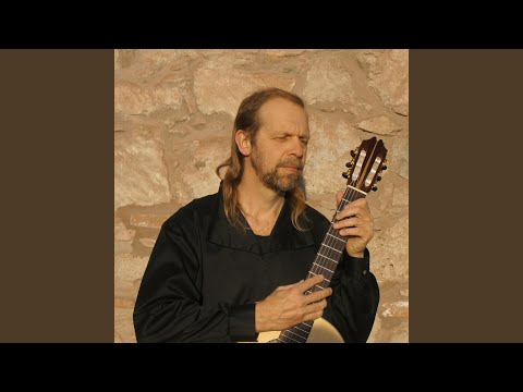 Sephardic Andalusian Spanish Song for Ladino Guitar