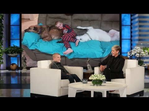Cliff Bennett - Local Youth Recognized On Ellen For Animal Rescues!