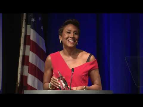 Sports Broadcasting Hall of Fame 2016: Robin Roberts