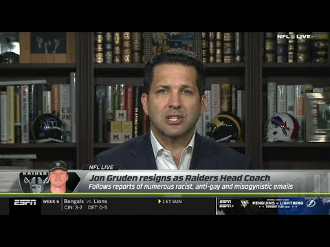 ESPN's Adam Schefter responds to criticism stemming from email to ...