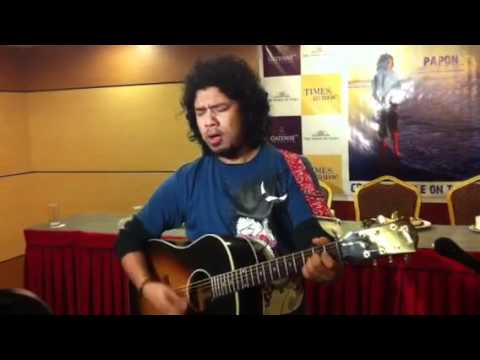 Papon the story so far launch at Guwahati