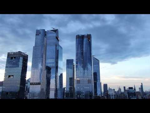 Hudson Yard-$25B Mega Project, New York