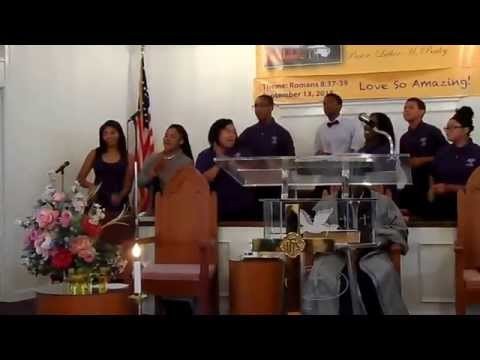 Shiloh Baptist Church Lorton Youth Choir - Everybody Clap Your Hands