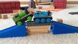 Thomas the Tank Engine Amazing Stunts