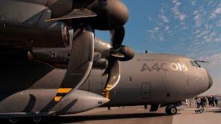 Военно транспортный самолёт А 400М Атлас