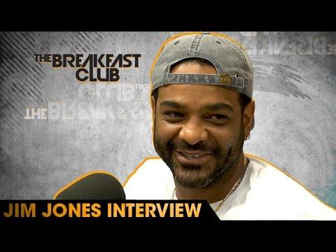 Jim Jones Interview With The Breakfast Club (6-29-16)