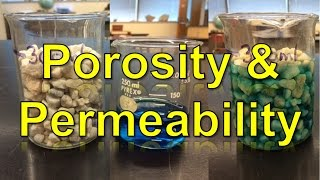 Porosity and Permeability thumbnail