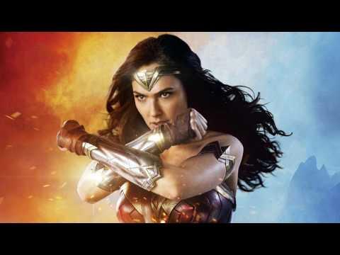 Lightning Strikes (Wonder Woman OST)