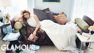 Homeland's Claire Danes Spills Secrets at Glamour Shoot