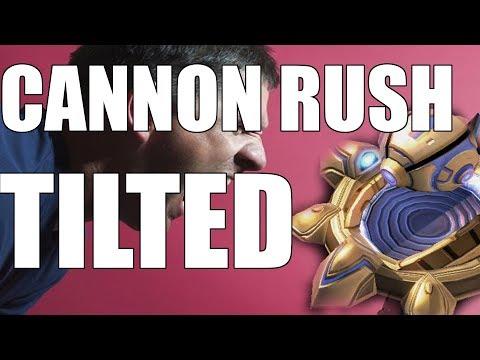 CANNON RUSH PLEASE NO TILT PLEASE