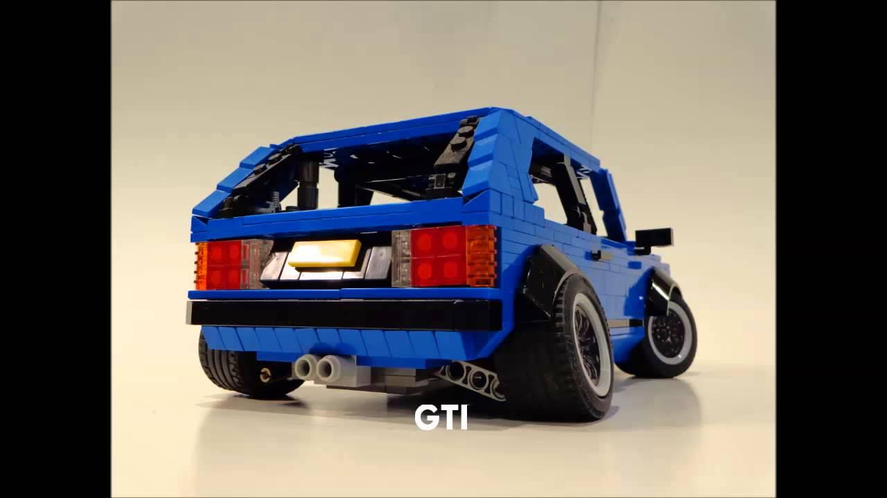 Volkswagen Golf On Lego Ideas
