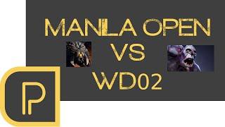 VEG vs WD02 Ro 64 Manila Open Quali #2