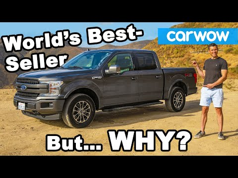 FORD F-150 review - why is it the best-selling \'car\' in the world?