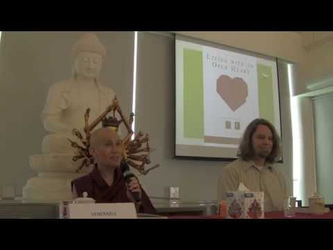 """""""Living with an Open Heart"""" book launch"""