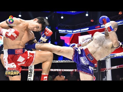 Muay Thai Super Champ - วันที่ 14 Jul 2019