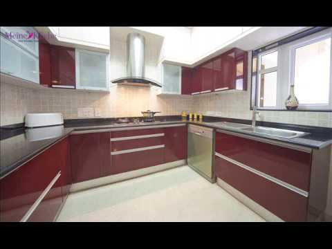 modular kitchen by meine kuche dimple majgaonkar youtube. Black Bedroom Furniture Sets. Home Design Ideas