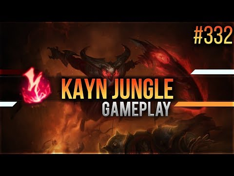 Kayn (Jungle): Alles für Youtube! #332 [Lets Play] [League of Legends] [German / Deutsch]