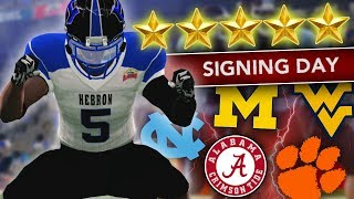 RB1 - The Latavious Knight Story (Complete Backstory) | NCAA 14 Road To Glory/Madden 20 Career Ep. 1