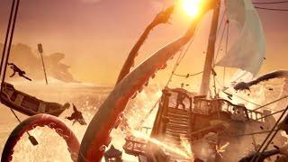 Sea of Thieves — Трейлер E3 2016 (HD)