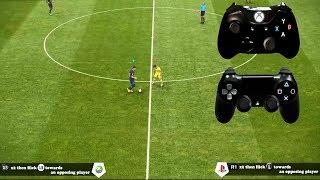 Pes 2019 Özel Hareketler ve Etkili Çalımlar (PS4, Xbox)