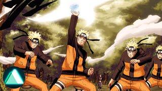 Naruto OST - Rasen shuriken Theme