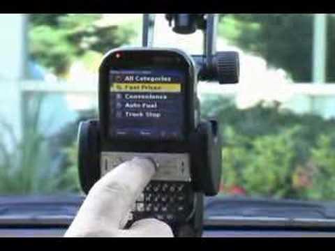 Garmin GPS for Palm Centro