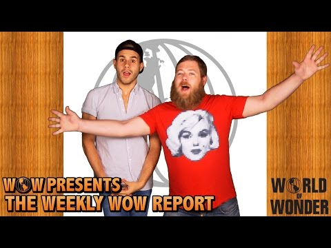 WOWPresents The Weekly WOW Report - RuPaul Covers Adweek, Girlfriend Intervention, & More!