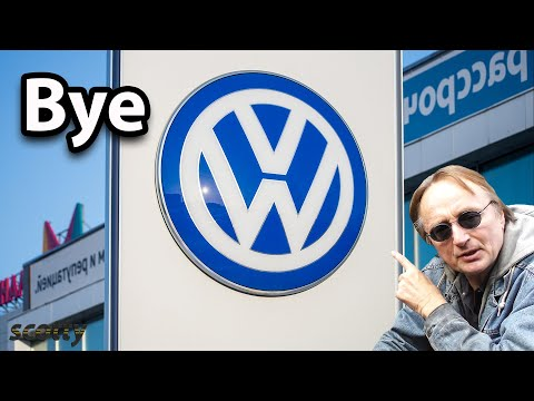 The End of Volkswagen in America
