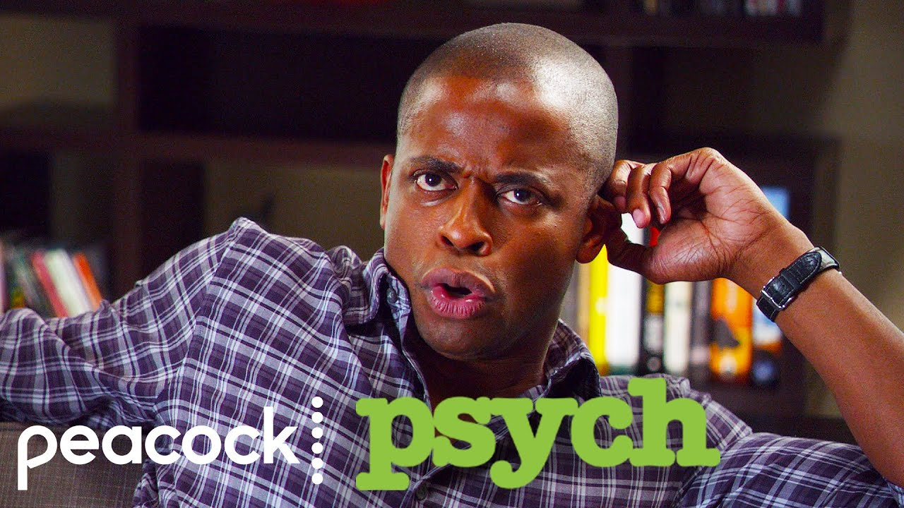Download Gus Gets Drugged  | Psych