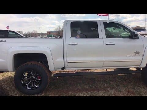 2018 Chevrolet Silverado 1500 Sterling, Leesburg, Vienna, Chantilly, Fairfax, VA T80906