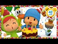 🎶🎂 HAPPY BIRTHDAY 🎶🎂 [ 42 minutes ] | Nursery Rhymes & Baby Songs - Pocoyo
