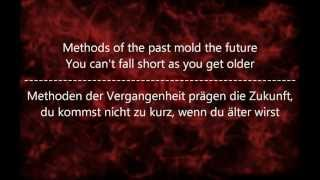 Devil Driver-I´ve been Sober (Lyrics/Übersetzung) HQ