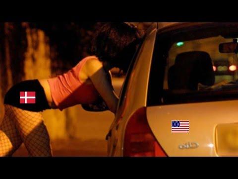 Political prostitutes in Denmark