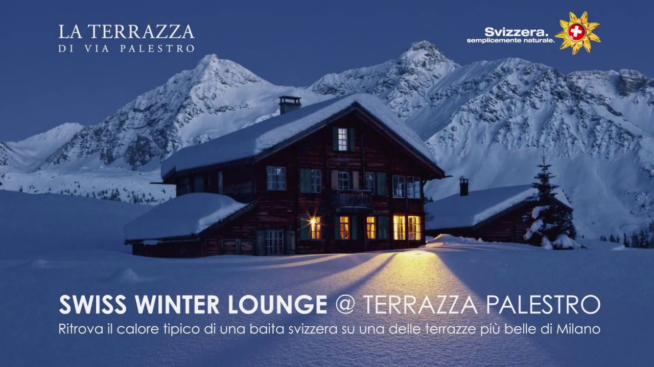 SWISS WINTER LOUNGE @ Terrazza Palestro