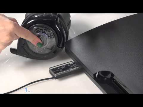 Afterglow Wireless Headset - How to Re-Pair the USB Transmitter