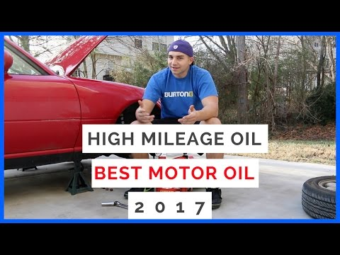 What is the Best High Mileage Motor Oil ?