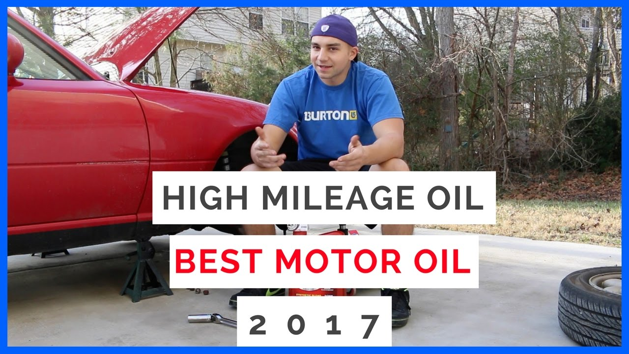 What is the best high mileage motor oil youtube for What is the best motor oil to use
